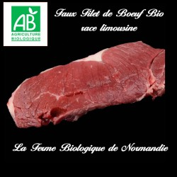 Faux filet boeuf bio maturé...