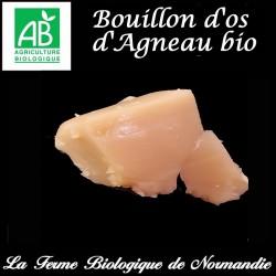 Bouillon d'os d'Agneau bio
