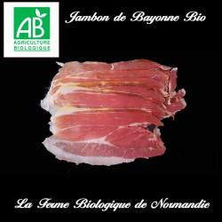 Sublime jambon de Bayonne Bio