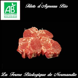 Tournedos filet agneau bio...