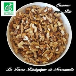 Cerneaux de noix bio poids...