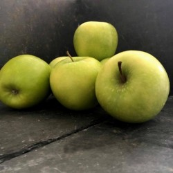 Pommes granny smith bio 1 kilo